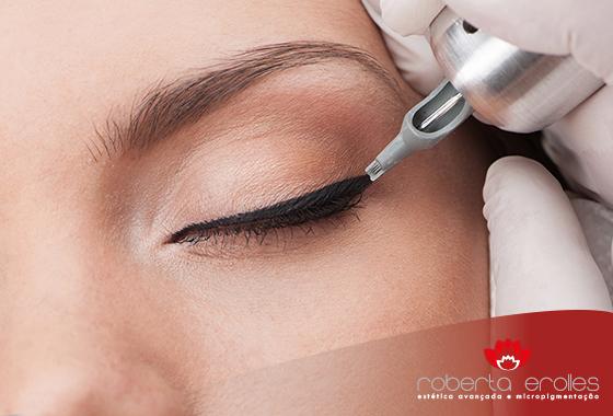 Veja aqui boas dicas para a micropigmentação nos olhos