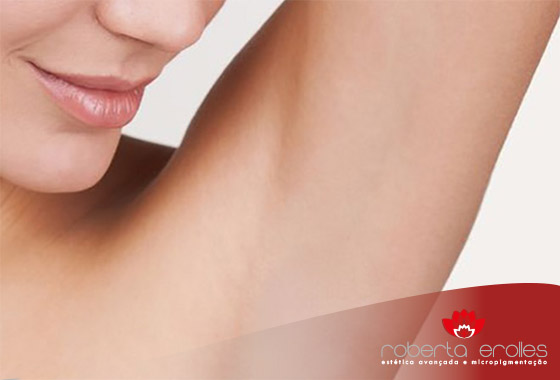 Conheça os melhores tratamentos para clarear as axilas