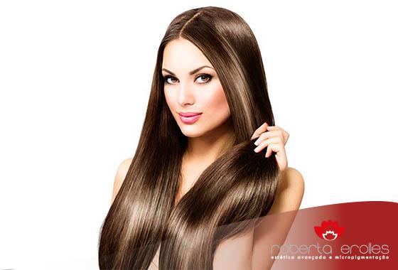 Veja seis dicas para deixar o seu cabelo bem hidratado